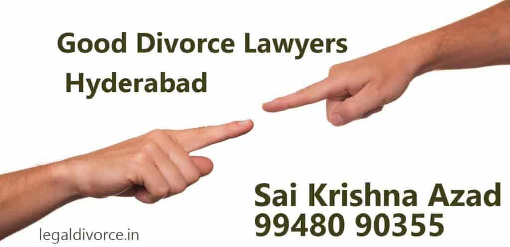 good divorce lawyer in hyderabad
